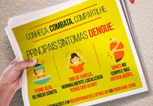 Aedes aegypti: conhecer, combater e compartilhar