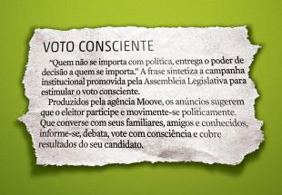 Campanha da Moove é destaque na coluna de Rosane de Oliveira