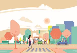 Moove cria uma campanha leve e educativa para o Detran-RS na Semana Nacional de Trânsito