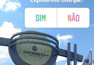 Participação do Sescoop/RS na Expodireto teve cobertura em tempo real